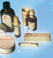 The original Weleda product range